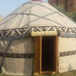 Юрта как дом и вершина ремесленнического искусства кыргызов
