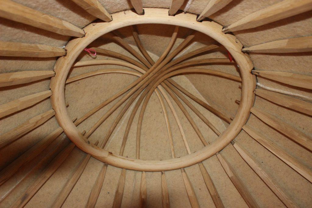 Крыша детской юрты