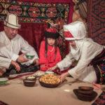 Шесть правил в отношении юрты у кыргызов