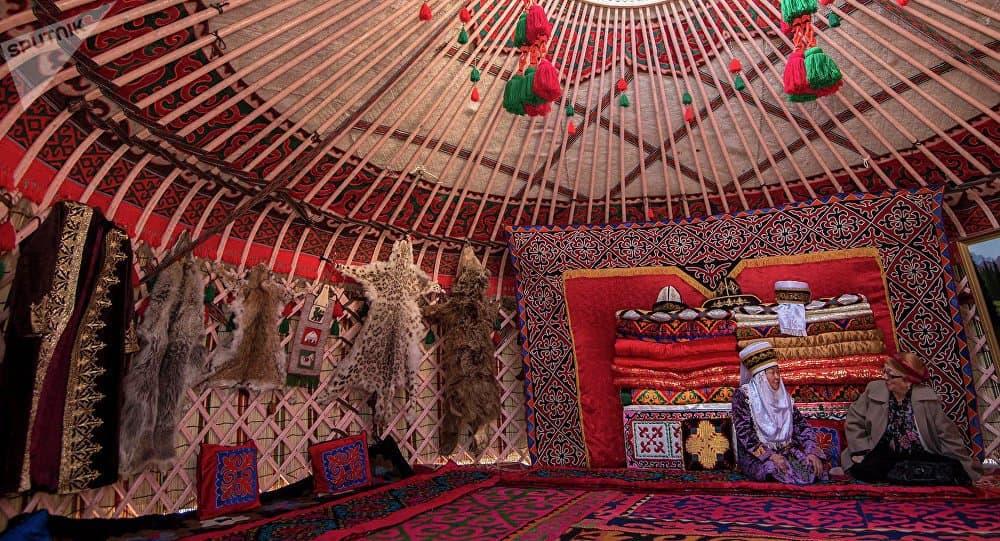 Неделя кыргызской юрты станет традиционной