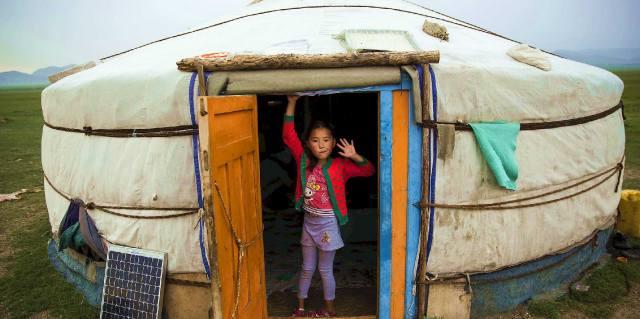 Юрта — история возникновения жилища кочевых народов