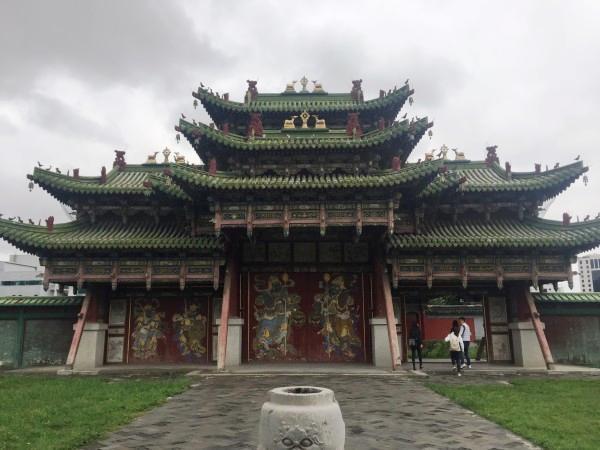 Дворец Богдо-Хана