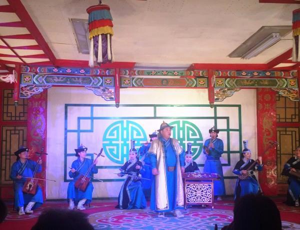 Концерт народного фольклора
