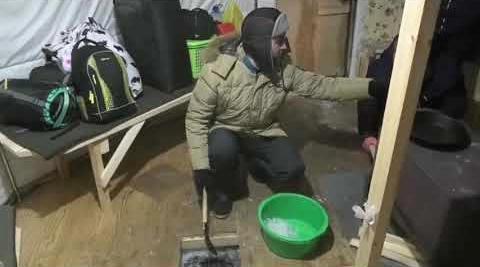 Юрта на Байкале с водопроводом